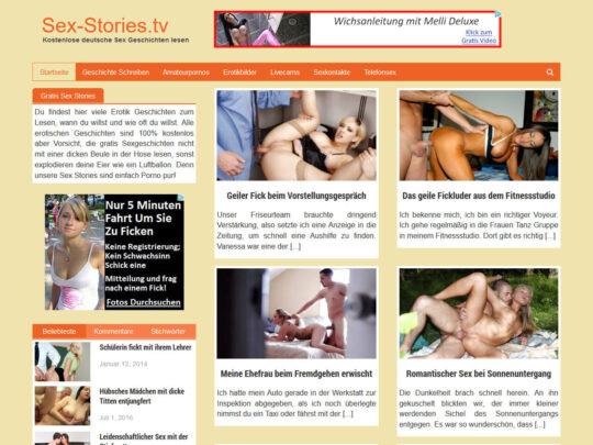 Porno Geschichten
