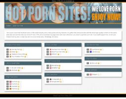 Hot Porn Sites